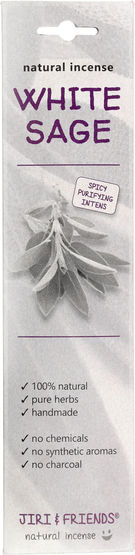 Biologische Jiri & Friends Wierook white sage 30 gr