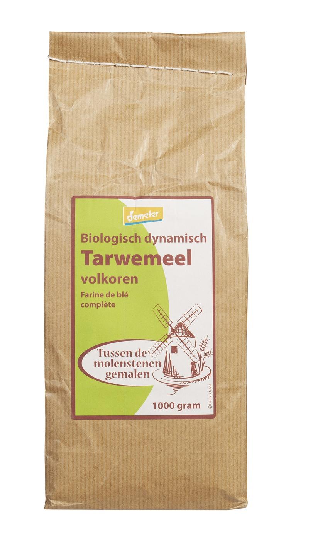 Biologische Hermus Tarwemeel volkoren 1000 gr