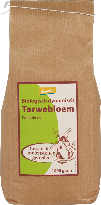 Biologische Hermus Tarwebloem 1000 gr