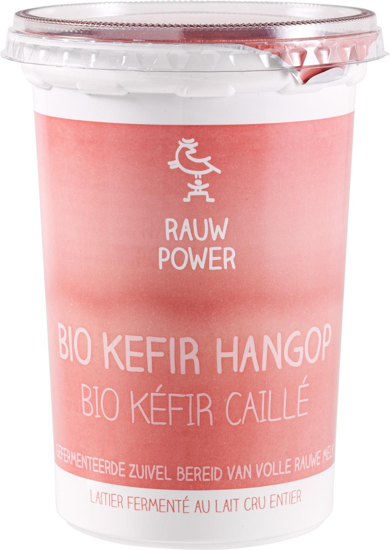 Biologische Rauw Power Kefir Hangop 500 ml