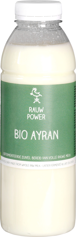 Biologische Rauw Power Ayran 0.50 L