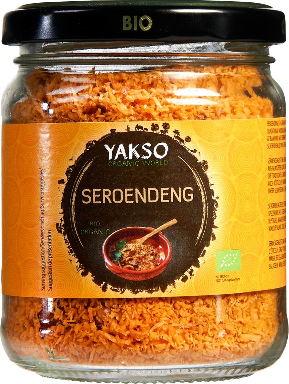 Biologische Yakso Seroendeng 85 gr