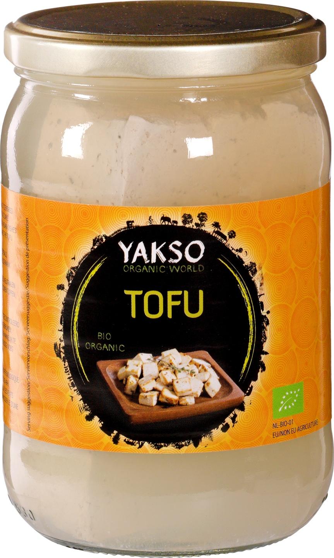 Biologische Yakso Tofu 500 gr