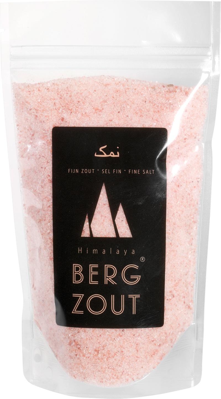 Biologische Bergzout Fijn Himalayazout 500 gr