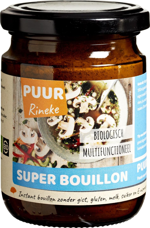 Biologische Puur rineke Super bouillon 160 gr