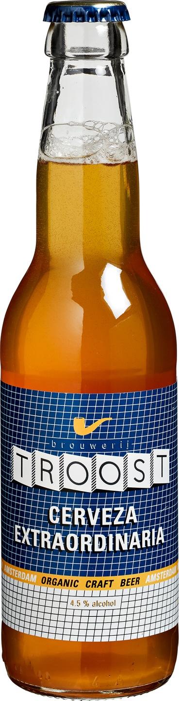 Biologische Brouwerij Troost Cerveza extra ordinaria 330 ml
