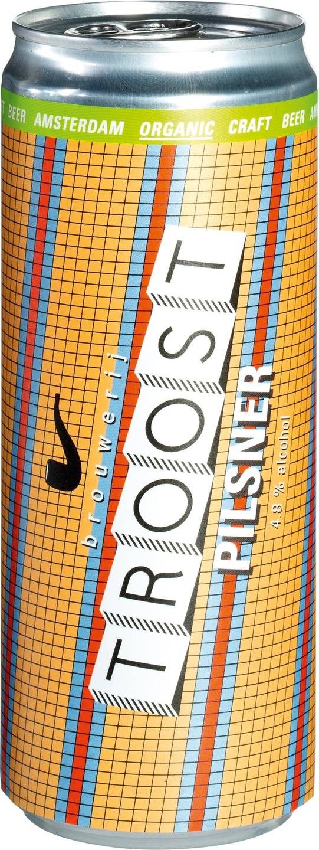 Biologische Brouwerij Troost Troost Pilsner 330 ml