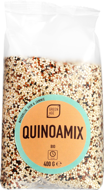 Biologische GreenAge Quinoa mix 400 gr