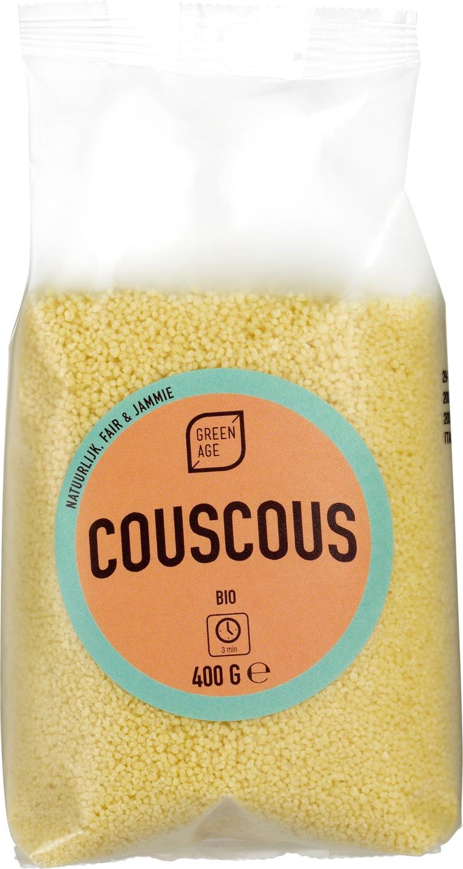 Biologische GreenAge Couscous 400 gr