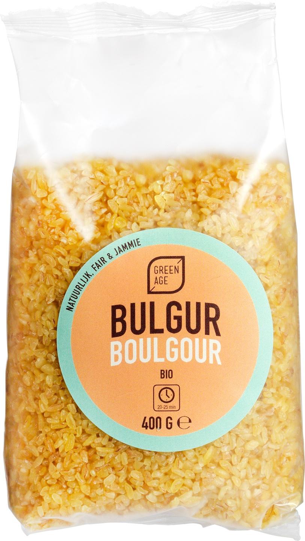 Biologische GreenAge Bulgur 400 gr