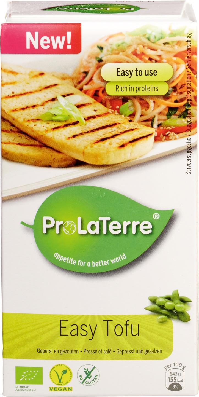 Biologische ProLaTerre Easy Tofu 200 gr