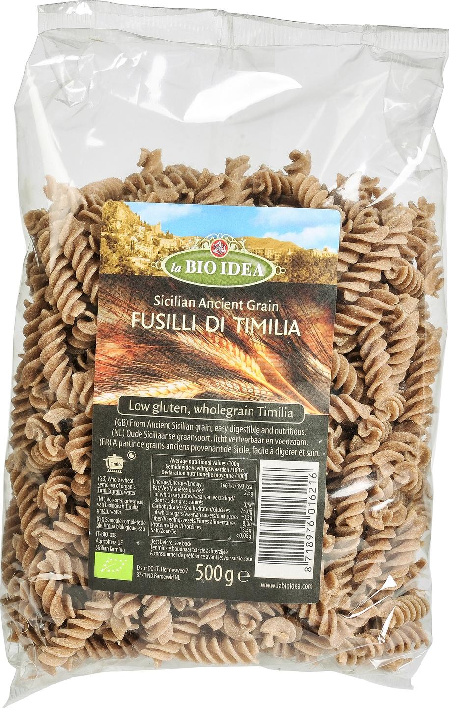 Biologische La Bio Idea Fusilli di Timilia volkoren 500 gr