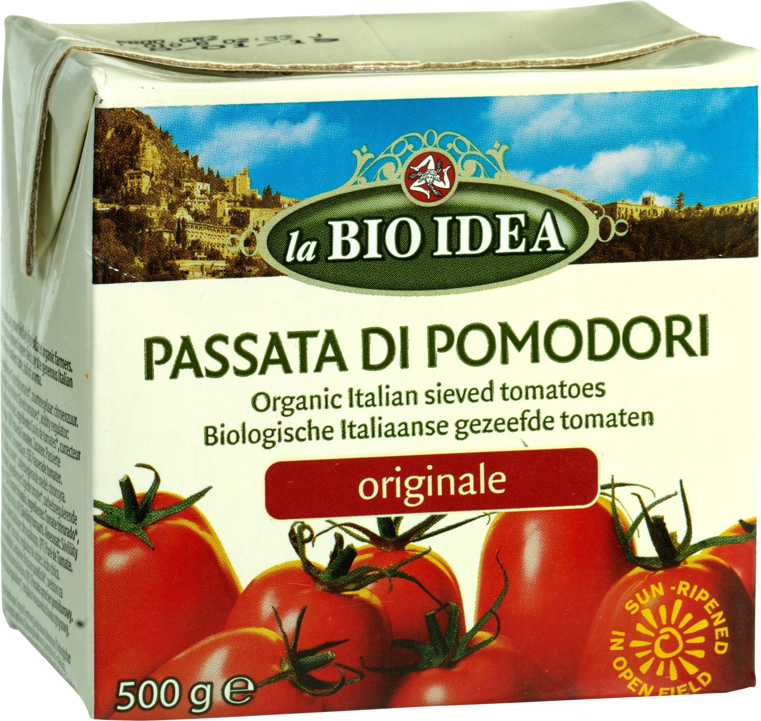 Biologische La Bio Idea Passata 500 gr