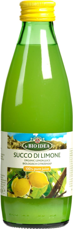 Biologische La Bio Idea Citroensap 250 ml
