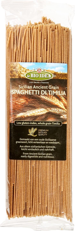 Biologische La Bio Idea Spaghetti Timilia volkoren 500 gr