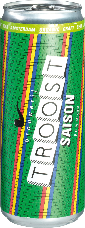 Biologische Brouwerij Troost Troost Saison 330 ml