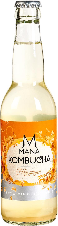 Biologische MANA Kombucha Kombucha holy ginger 330 ml