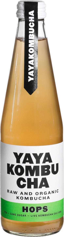 Biologische YaYa Kombucha Kombucha citra hop 330 ml
