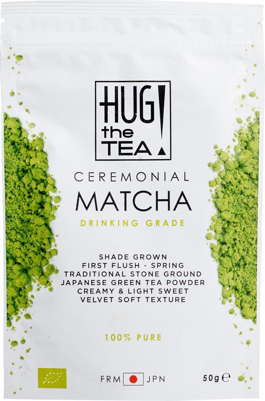 Biologische Hug the Tea! Matha thee ceremonial 50 gr