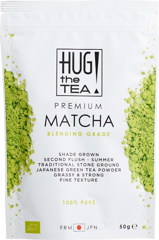 Biologische Hug the Tea! Matcha thee premium 50 gr