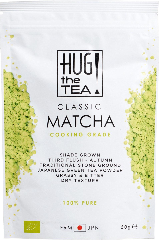 Biologische Hug the Tea! Matcha thee classic 50 gr