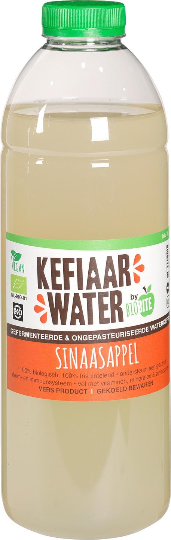 Biologische Biobite Kefiaar water sinaasappel 1 L