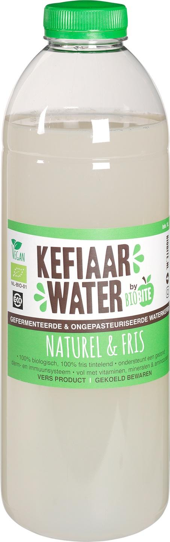 Biologische Biobite Kefiaar water naturel & fris 1 L