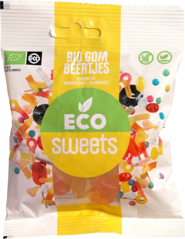 Biologische Eco Sweets Beertjes 75 gr