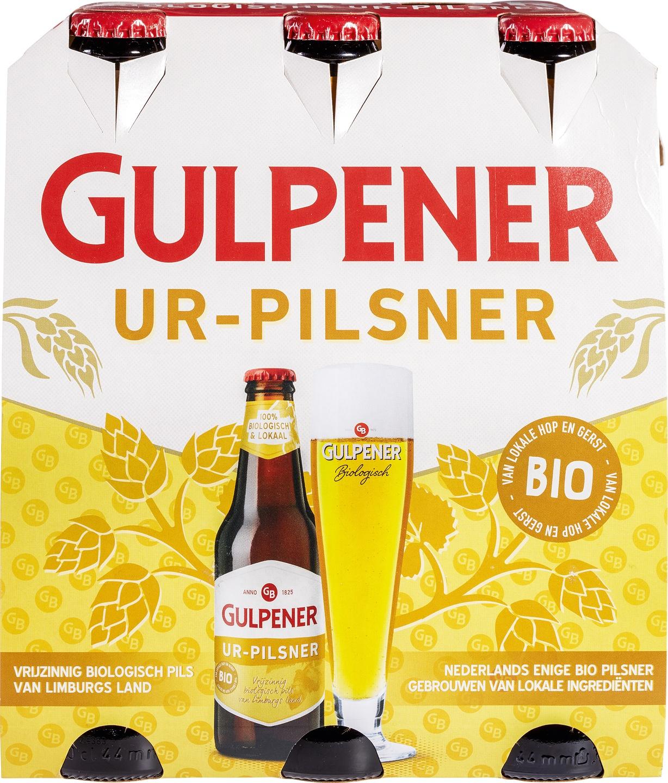 Biologische Gulpener Ur-pilsner 6-pack 6 st