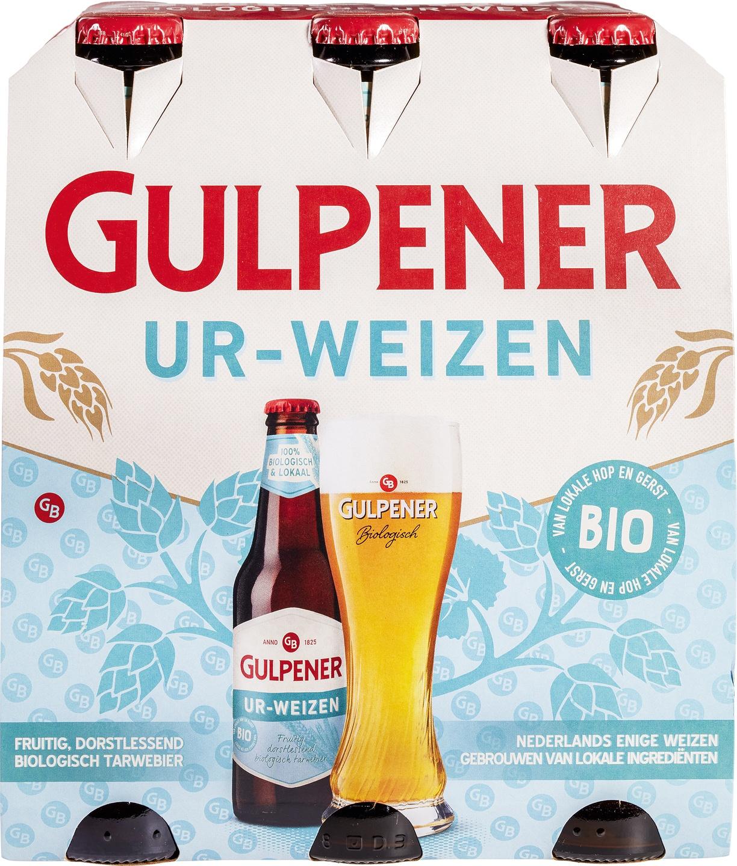 Biologische Gulpener Ur-weizen 6-pack 6 st
