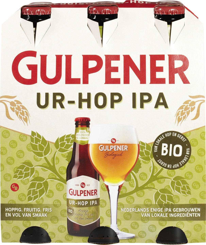 Biologische Gulpener Ur-hop 6-pack 6 st