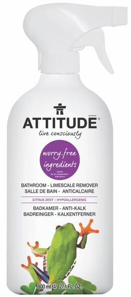 Badkamer anti-kalk spray | Attitude | Ekoplaza | De grootste ...