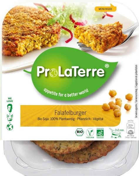 Afbeeldingsresultaat voor falafelburger prolaterre