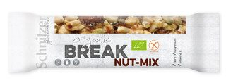 Break Nut-mix reep honing