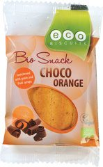 Bio Snack choco orange