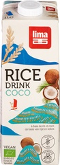 Rice drink coco