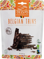 Pure chocolade - Belgian thins