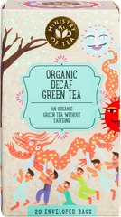 Decaf green tea