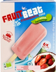 Fruit Beat strawberry-coco 6-pack