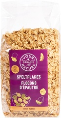 Speltflakes
