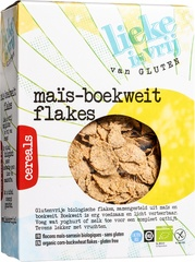 Mais boekweit flakes