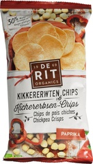 Kikkererwtenchips paprika