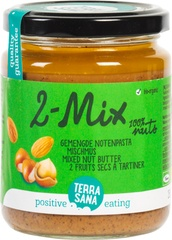 2-mix gemengde notenpasta