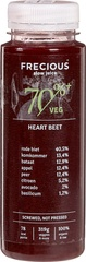 Slow juice heart beet