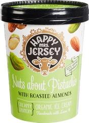 Nuts about pistachio