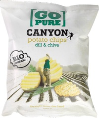 Canyon chips dill & chive