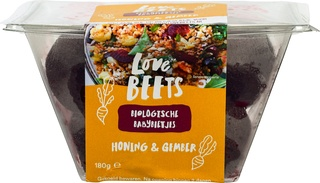Love Beets Honing & Gember