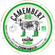 Camembert La Vache  Bottée