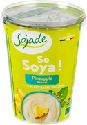 So soya! pineapple