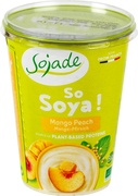 So soya! mango peach